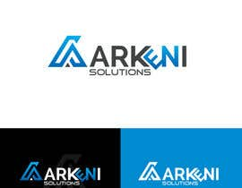 #99 for Design a Logo for Arkeni Solutions  (Open to your creative genius) by zafarchromatics
