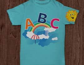 Nro 6 kilpailuun Design a child style T-Shirt -- 2 käyttäjältä tylerchri