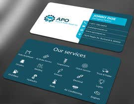 #15 for Design a Logo and Business Cards for Truck & Trailer Repair Company by ALLHAJJ17