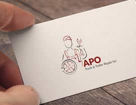 Nro 30 kilpailuun Design a Logo and Business Cards for Truck & Trailer Repair Company käyttäjältä ALLHAJJ17