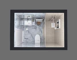 M13DESIGN tarafından 4 x Bathroom interior Design için no 39