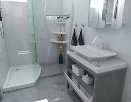 MohamedBoshy tarafından 4 x Bathroom interior Design için no 78