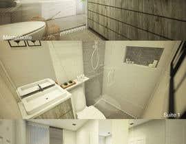smoothphrae52 tarafından 4 x Bathroom interior Design için no 55