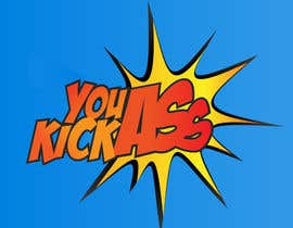"#74 untuk Design a Logo for ""You Kick Ass"" oleh hypekidd"