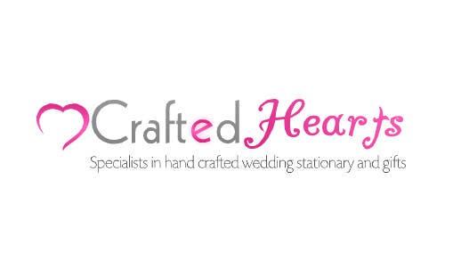 Kilpailutyö #14 kilpailussa Design a Logo for Crafted Hearts