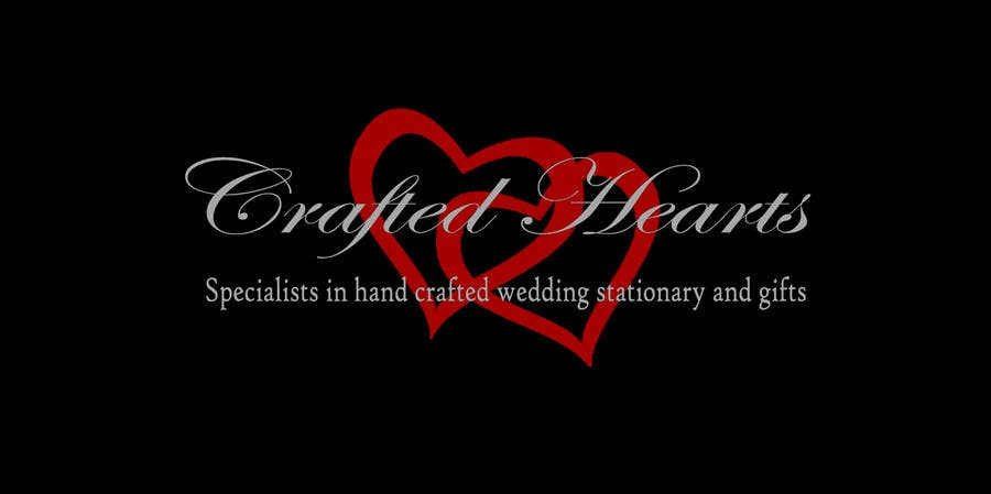 Bài tham dự cuộc thi #6 cho Design a Logo for Crafted Hearts
