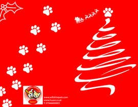 nº 6 pour Design a Christmas Card for our Pet Food business - Simple Job par des10