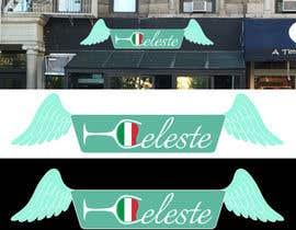 mrwanwan tarafından Design a Logo for Celeste (an Italian Restaurant) için no 87