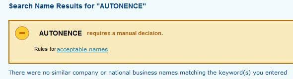 Proposition n°32 du concours Business Name