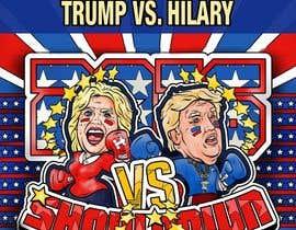 Nro 17 kilpailuun Political Coloring Book Cover käyttäjältä jeshartstudio