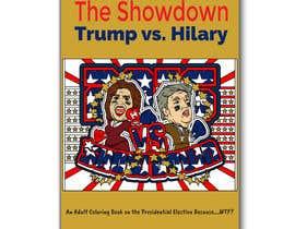 Nro 24 kilpailuun Political Coloring Book Cover käyttäjältä yuliyainshina