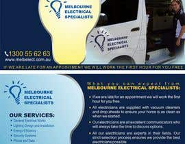 #34 para Graphic Design for Melbourne Electrical Specialists por rainy14dec