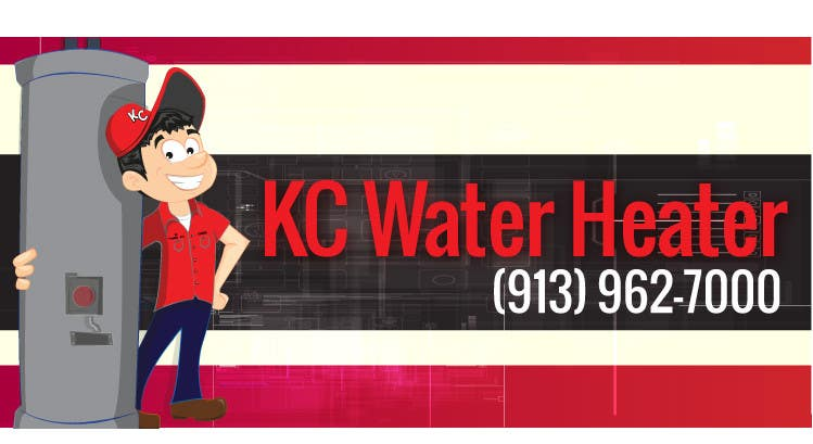 Contest Entry #1 for Design a Banner for KC Water Heater