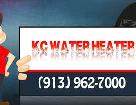 #29 for Design a Banner for KC Water Heater by IllusionG