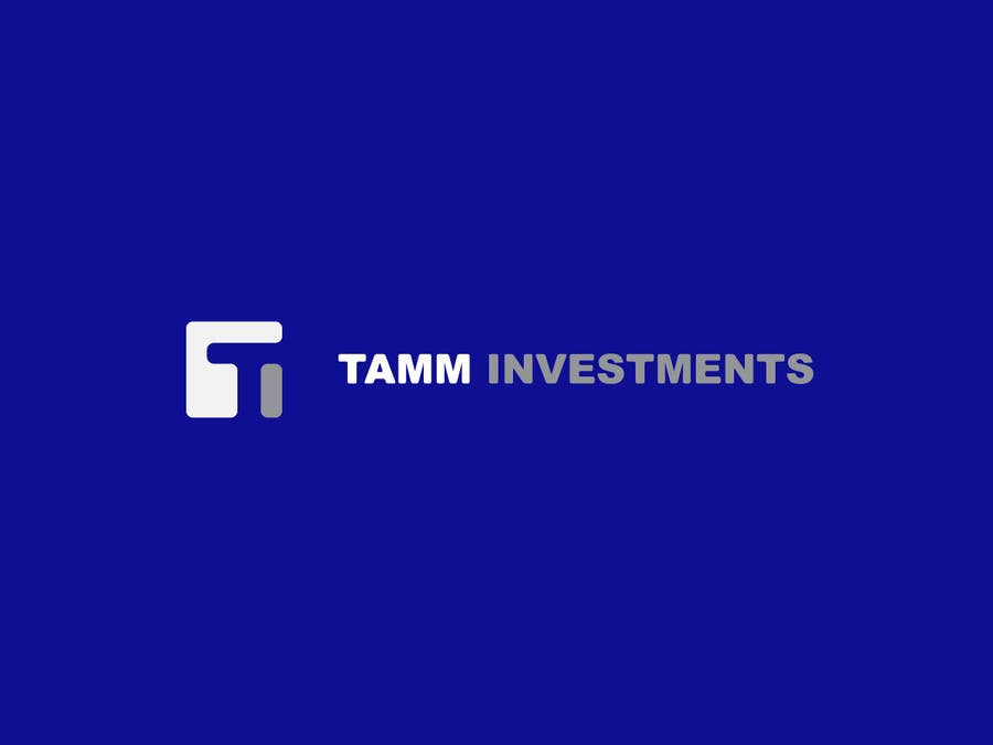#112 for Design a Logo for TAMM Investments by tonybugas