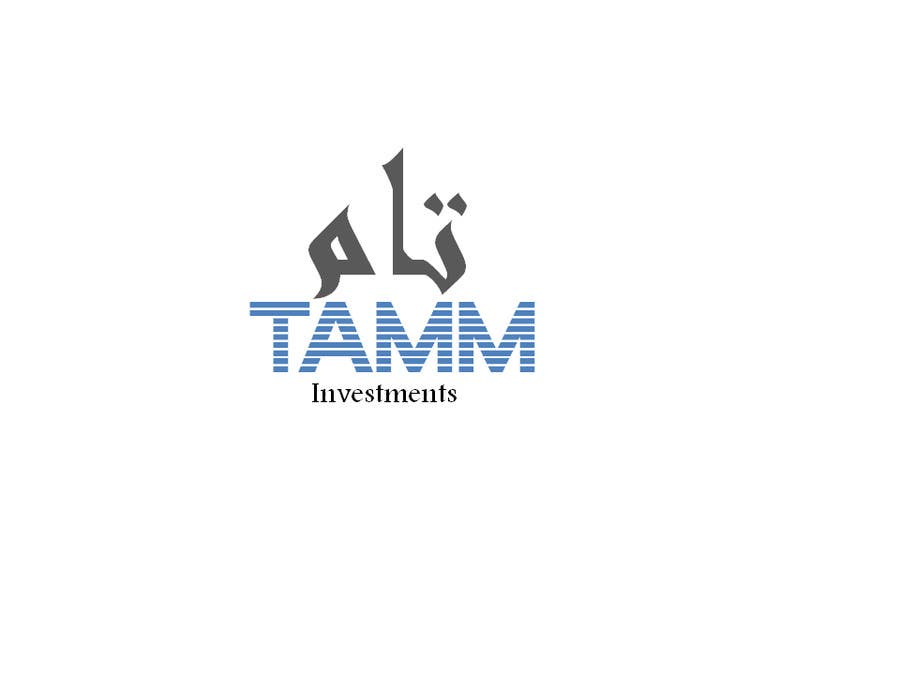 #7 for Design a Logo for TAMM Investments by samanna