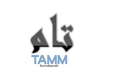 #20 for Design a Logo for TAMM Investments by samanna