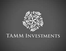 #113 for Design a Logo for TAMM Investments af nivleiks