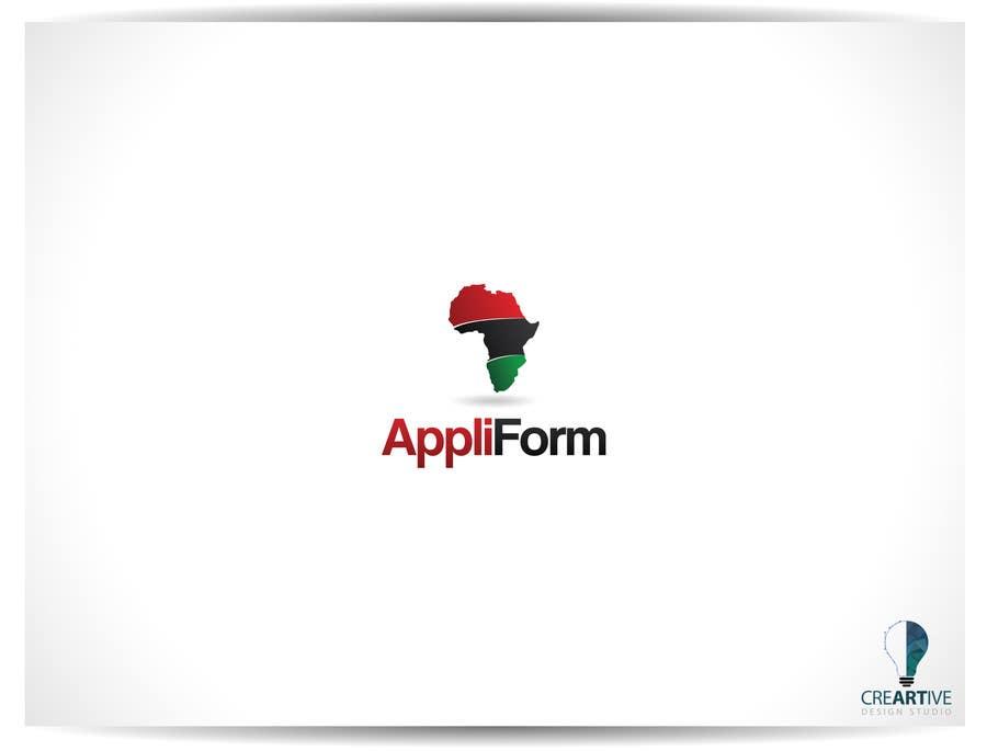 Kilpailutyö #168 kilpailussa Appliform Logo Design