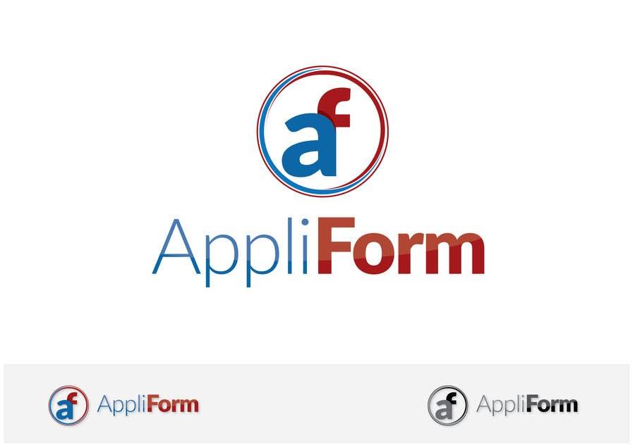 Kilpailutyö #110 kilpailussa Appliform Logo Design