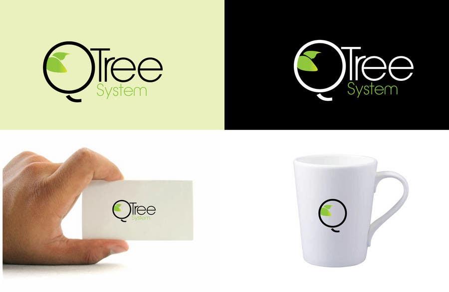 Bài tham dự cuộc thi #                                        301                                      cho                                         Logo Design for QTree Systems