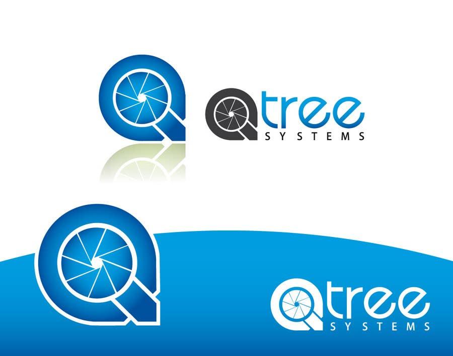 Bài tham dự cuộc thi #                                        572                                      cho                                         Logo Design for QTree Systems