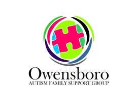 nº 10 pour Design a Logo for Owensboro Autism Family Support Group par wik2kassa