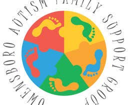#27 para Design a Logo for Owensboro Autism Family Support Group por AidInertia