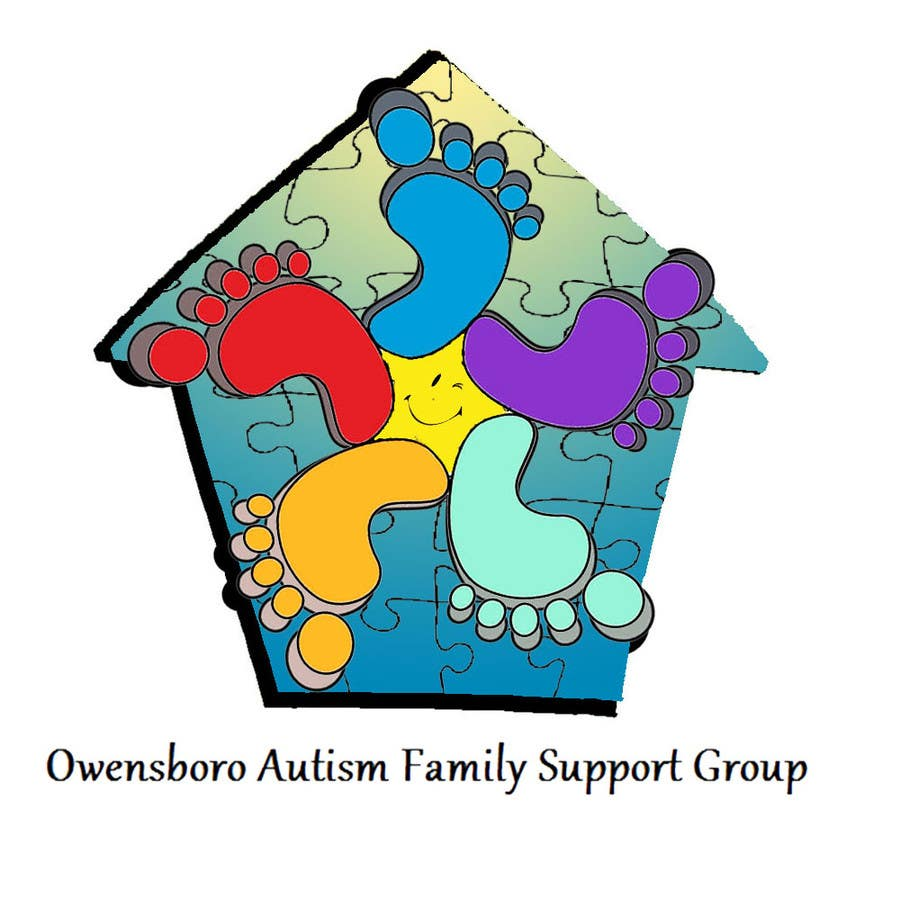 Proposition n°26 du concours Design a Logo for Owensboro Autism Family Support Group