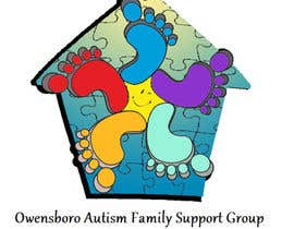 #26 for Design a Logo for Owensboro Autism Family Support Group by ImYourMaker