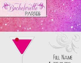 #11 untuk Design some Business Cards for my business running bachelorette parties oleh thogz11