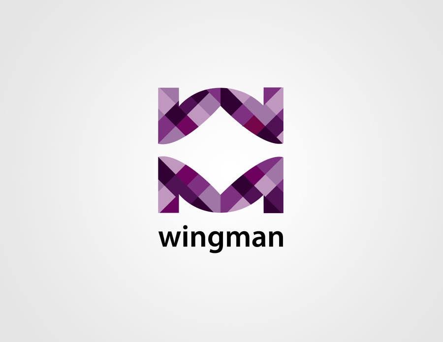 Penyertaan Peraduan #114 untuk Design a Logo for Wingman