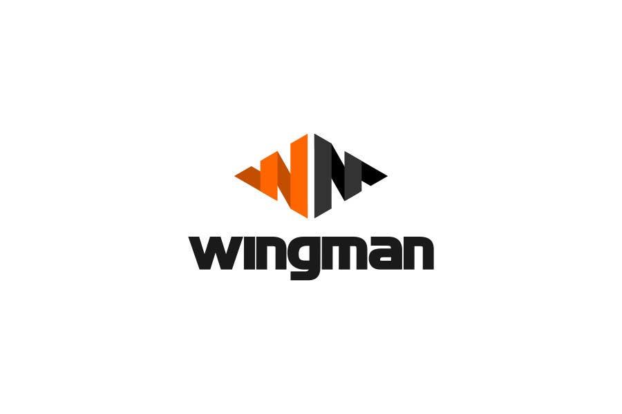 Penyertaan Peraduan #148 untuk Design a Logo for Wingman