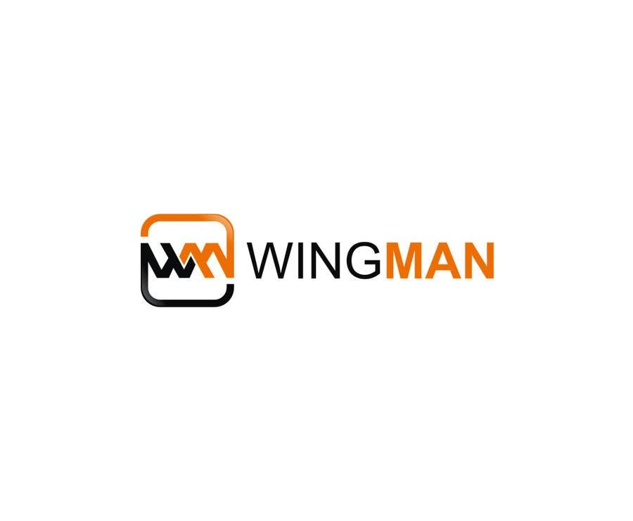 Penyertaan Peraduan #134 untuk Design a Logo for Wingman