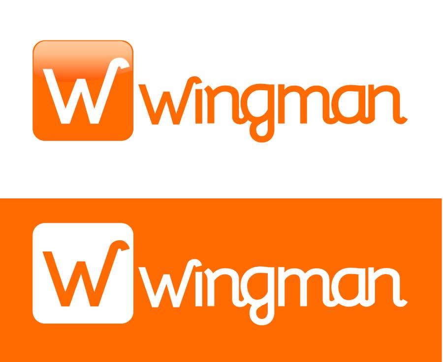 Penyertaan Peraduan #6 untuk Design a Logo for Wingman