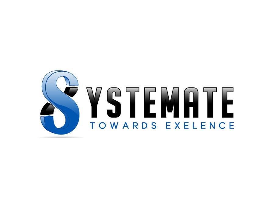 Kilpailutyö #47 kilpailussa Design a Logo for Systemate Software