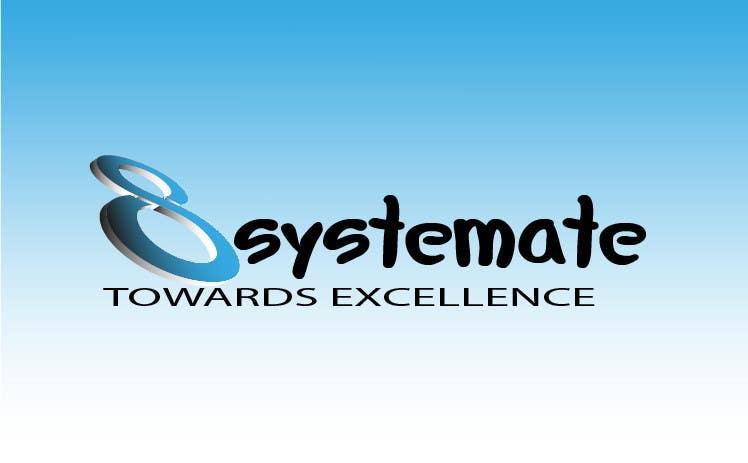Kilpailutyö #4 kilpailussa Design a Logo for Systemate Software