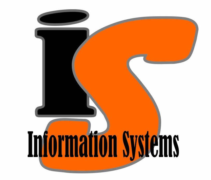 "Bài tham dự cuộc thi #                                        6                                      cho                                         Design a Logo for ""Information Systems"" chair"