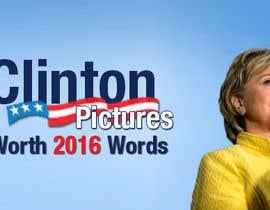 jessikaguerra tarafından Hillary Clinton Photoshop - http://clinton.pictures için no 2