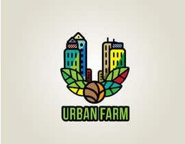Alinawannawork tarafından Urban Farm - Logo Design için no 41