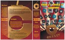 Graphic Design Entri Peraduan #7 for Brochure Design for Cherry Computers Co. W.L.L.