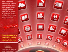 #46 para Brochure Design for Cherry Computers Co. W.L.L. por vikasjain06