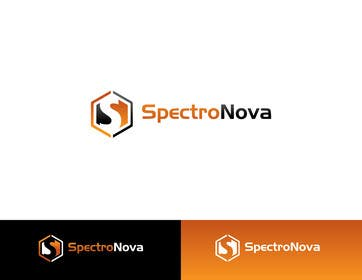 #223 untuk Design a Logo for SpectroNova: A Supplier of Computer Hardware Infrastructure and Power Transmission Equipment oleh paxslg