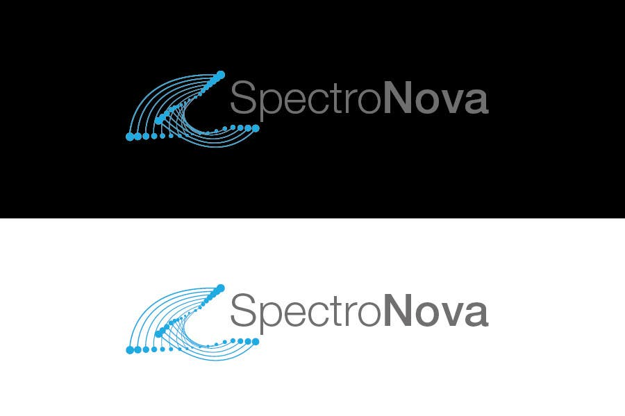 #210 for Design a Logo for SpectroNova: A Supplier of Computer Hardware Infrastructure and Power Transmission Equipment by alamin1973