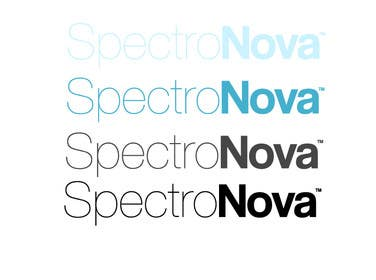 Nro 113 kilpailuun Design a Logo for SpectroNova: A Supplier of Computer Hardware Infrastructure and Power Transmission Equipment käyttäjältä creativeartist06