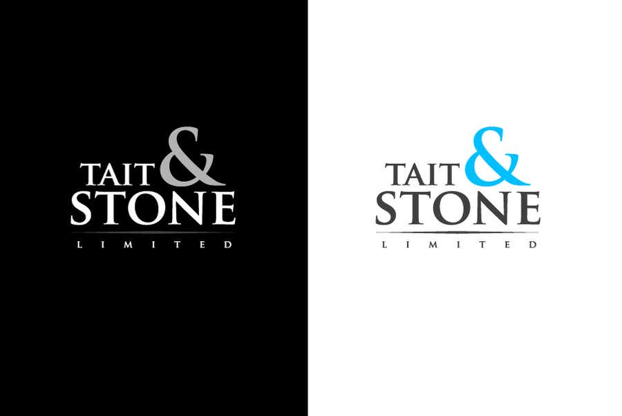 "#197 for Design a Logo for ""Tait & Stone Ltd"" by nufan55"