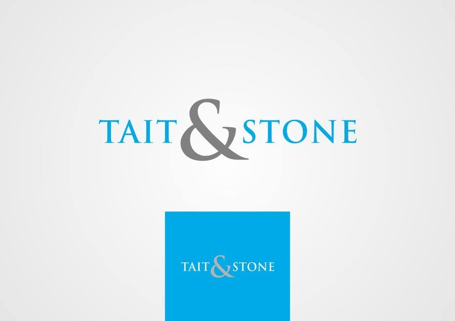 "#188 for Design a Logo for ""Tait & Stone Ltd"" by alkalifi"