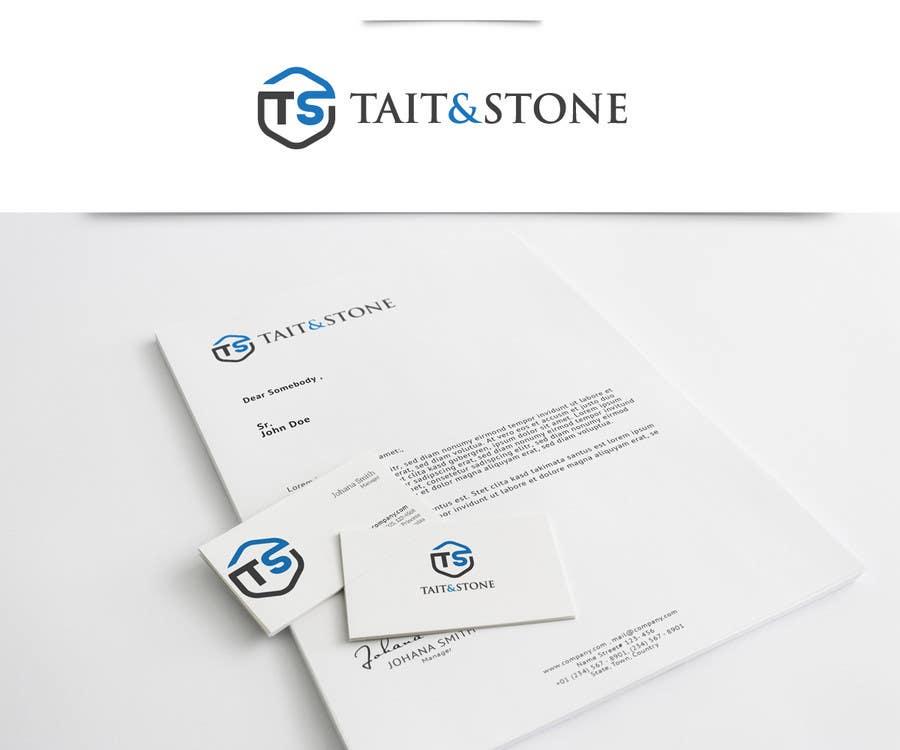 "Konkurrenceindlæg #358 for Design a Logo for ""Tait & Stone Ltd"""