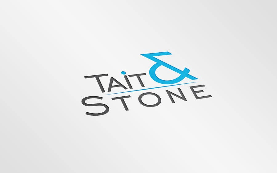 "#344 for Design a Logo for ""Tait & Stone Ltd"" by Proud2becroat"