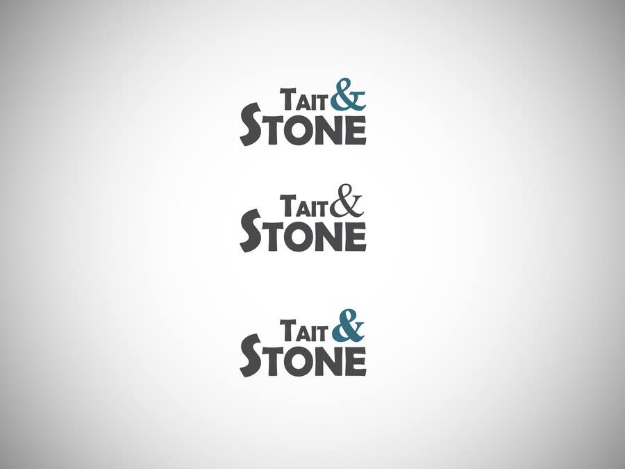 "Konkurrenceindlæg #332 for Design a Logo for ""Tait & Stone Ltd"""